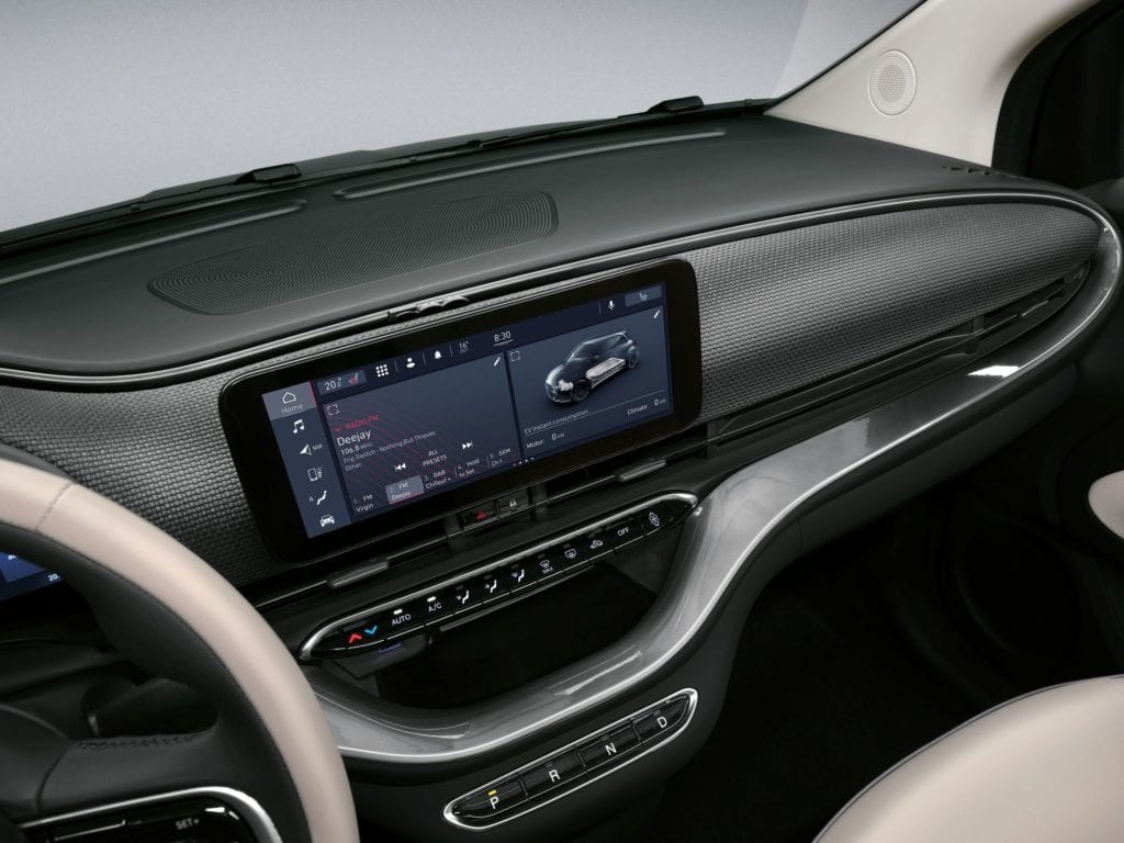 New 500 23 large Fiat apresenta o Novo 500, o primeiro carro 100% elétrico da FCA - Concessionária e Revenda Autorizada Fiat em Santa Catarina, SC | Carboni Fiat