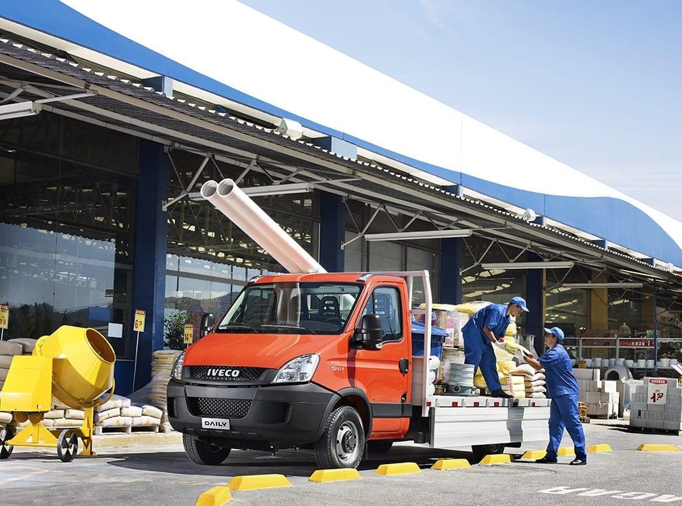 Últimas unidades Iveco Daily 2019 zero KM com oferta especial na Carboni Iveco 2