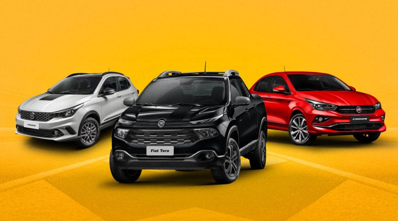 Carboni Fiat de Joaçaba estará aberta neste sábado Dia D CAPA RELEASE DIA D