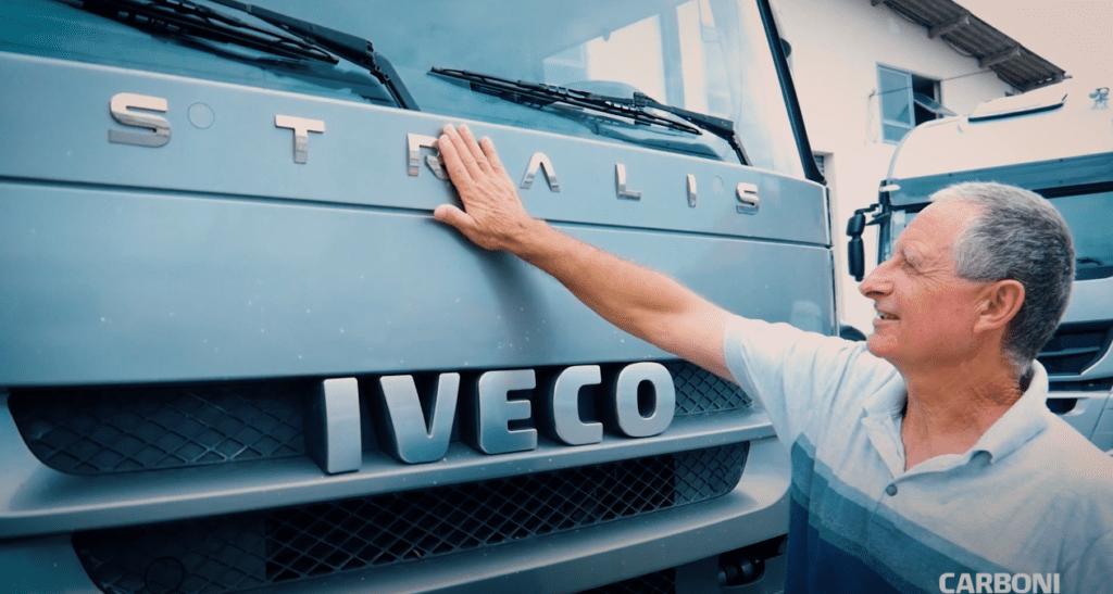 Iveco Stralis - Bolzan Transportes