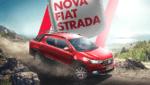 Foto da Nova Fiat Strada 2021