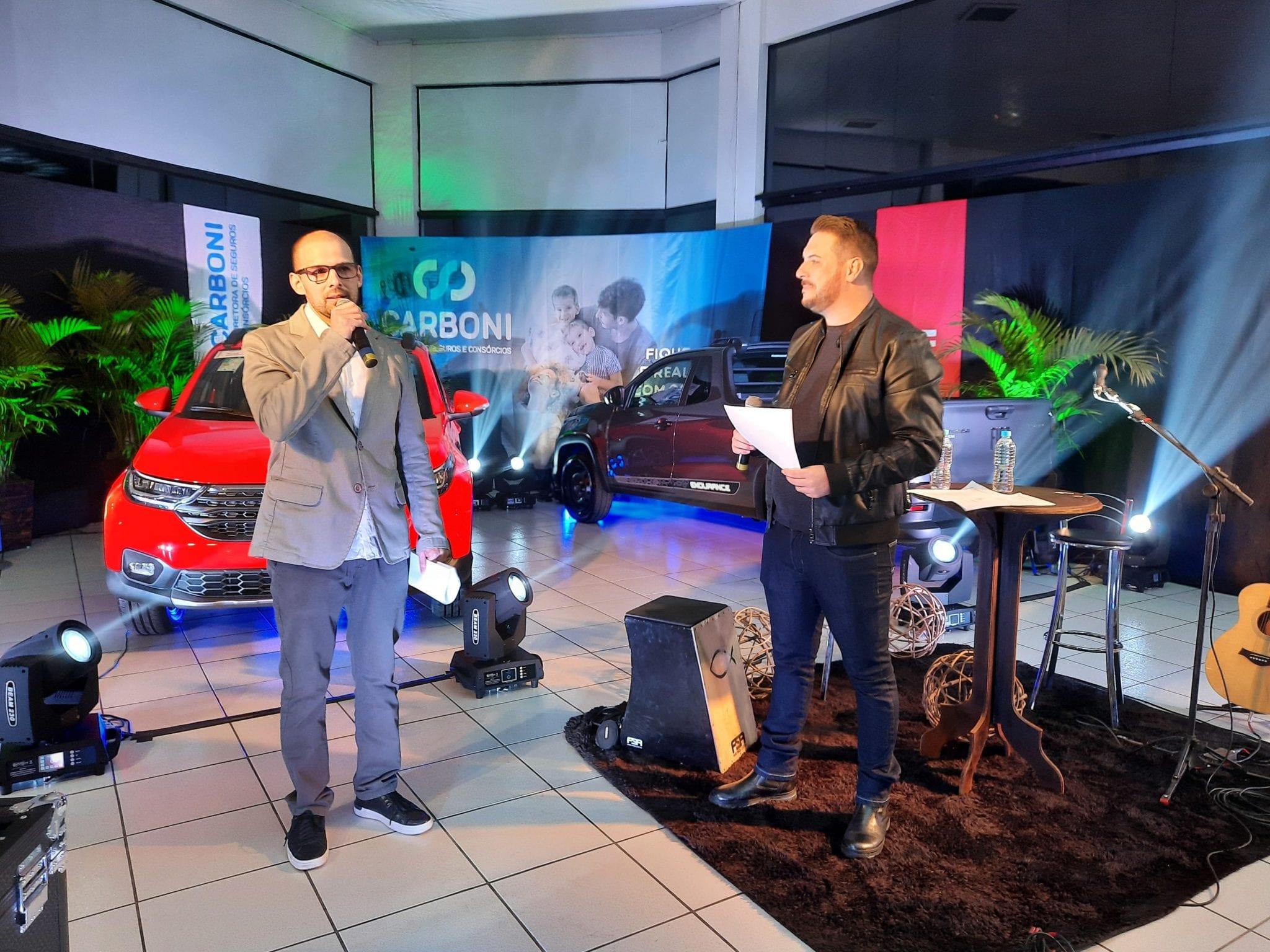 Lançamento da Fiat Strada 2021