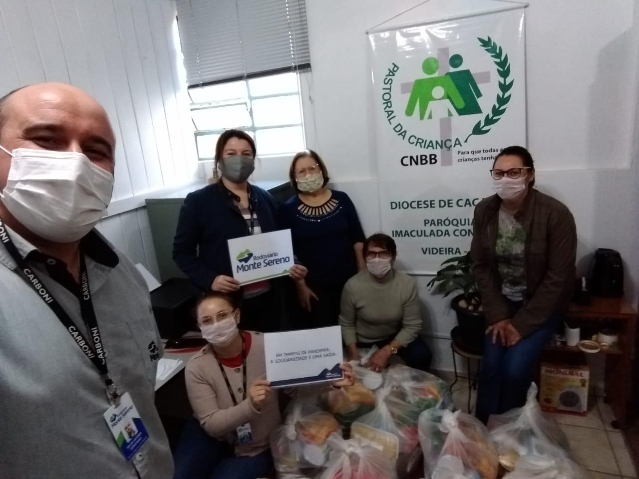 Prevenção e solidariedade: Rodoviário Monte Sereno atua frente ao Covid-19 unnamed 1