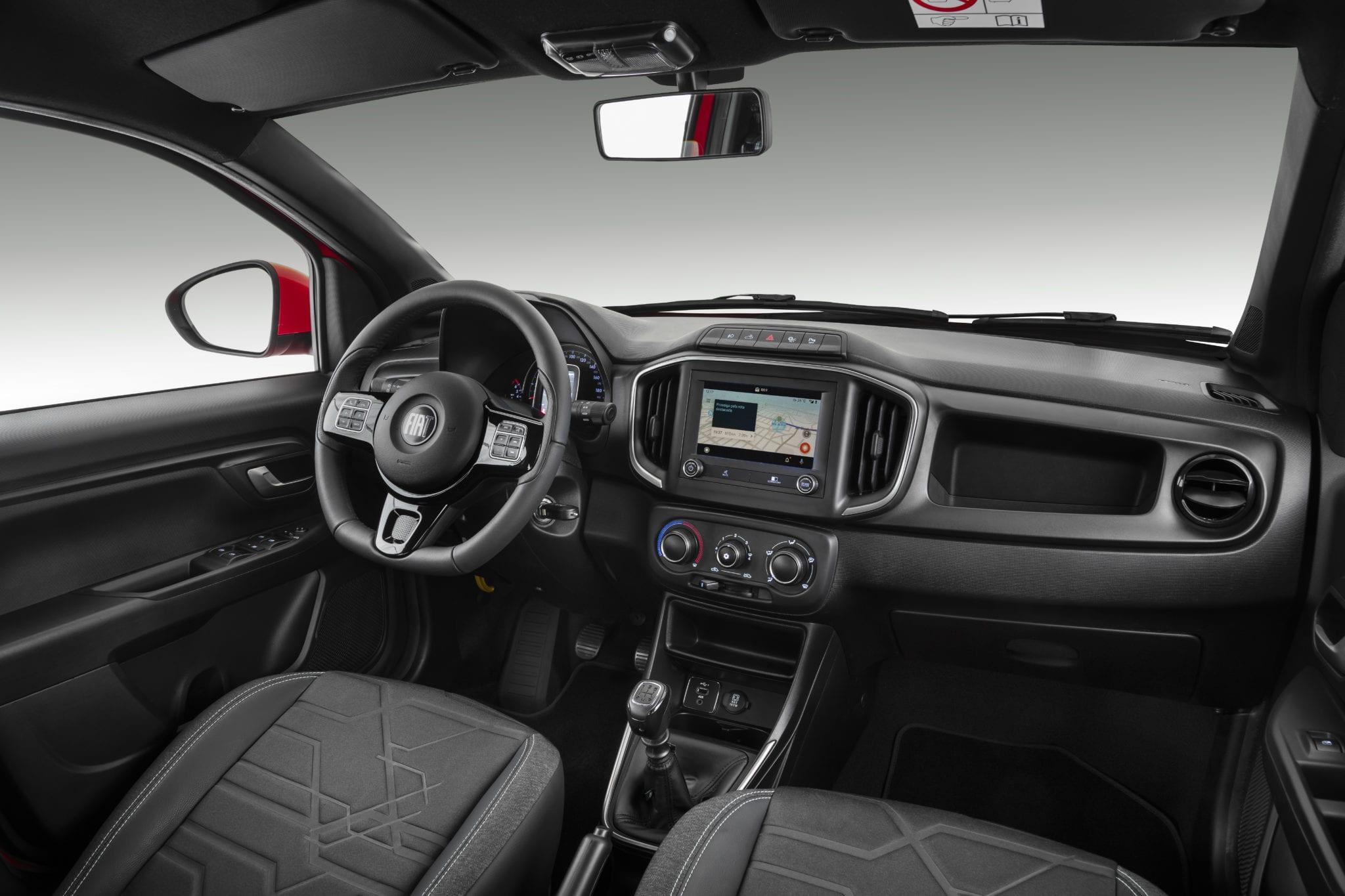 6 mil unidades vendidas - Fiat Strada