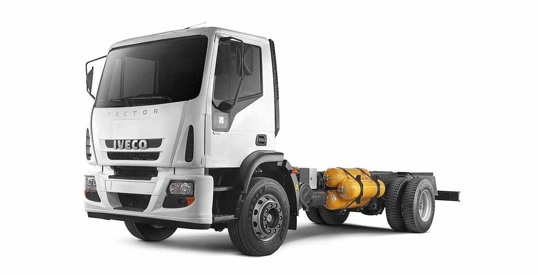 Iveco produzirá caminhão a gás comprimido na Argentina X noticia 31509