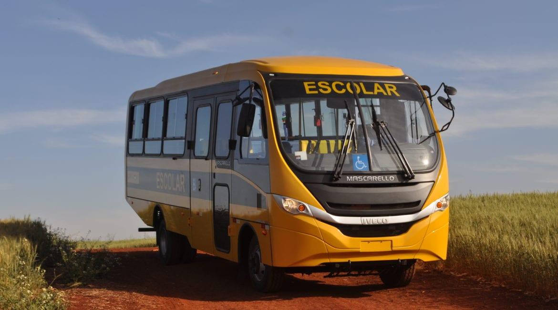 IVECO BUS entrega primeiro lote da venda de 1.200 unidades para o Caminho da Escola IVECO BUS