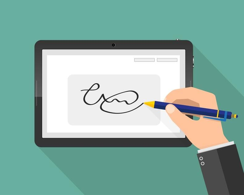 Banco CNH Industrial passa a aceitar assinatura digital em documentos aprenda como fazer uma assinatura eletronica
