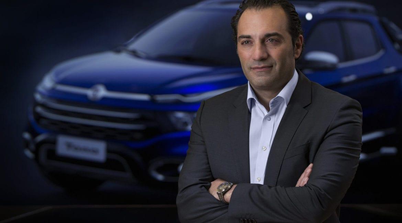 Antonio Filosa, CEO da FCA Latam