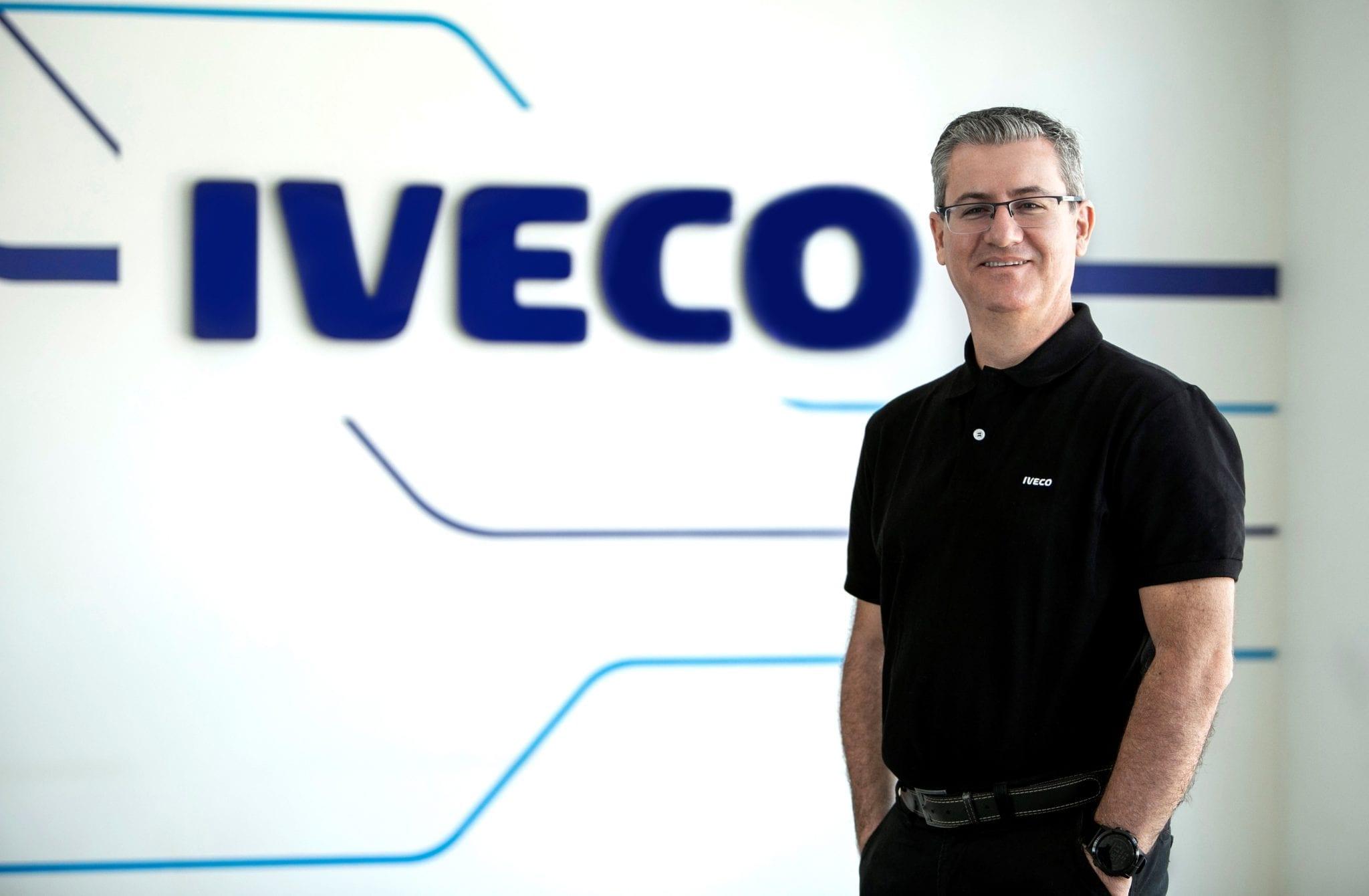 Márcio Querichelli diz que Iveco terá novidades em caminhões a gás no Brasil