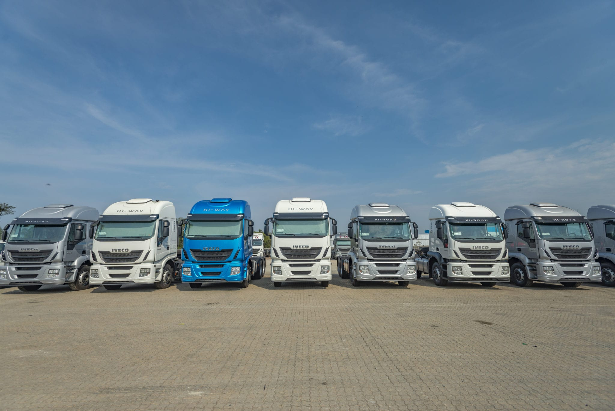 Carboni Iveco de Itajaí ultrapassa a marca de 1.000 caminhões vendidos