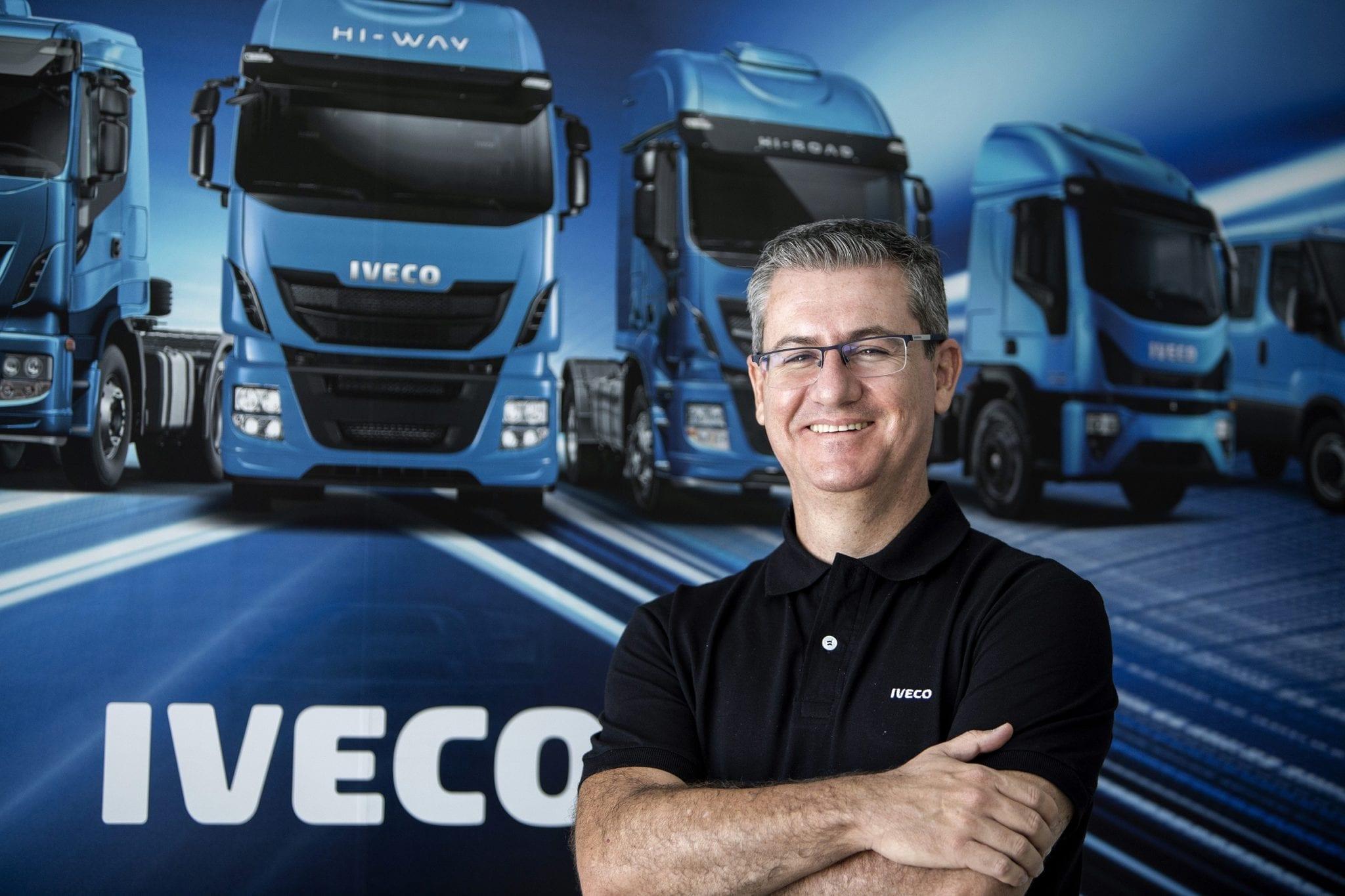 Inovação no transporte posiciona a IVECO em evidência no setor