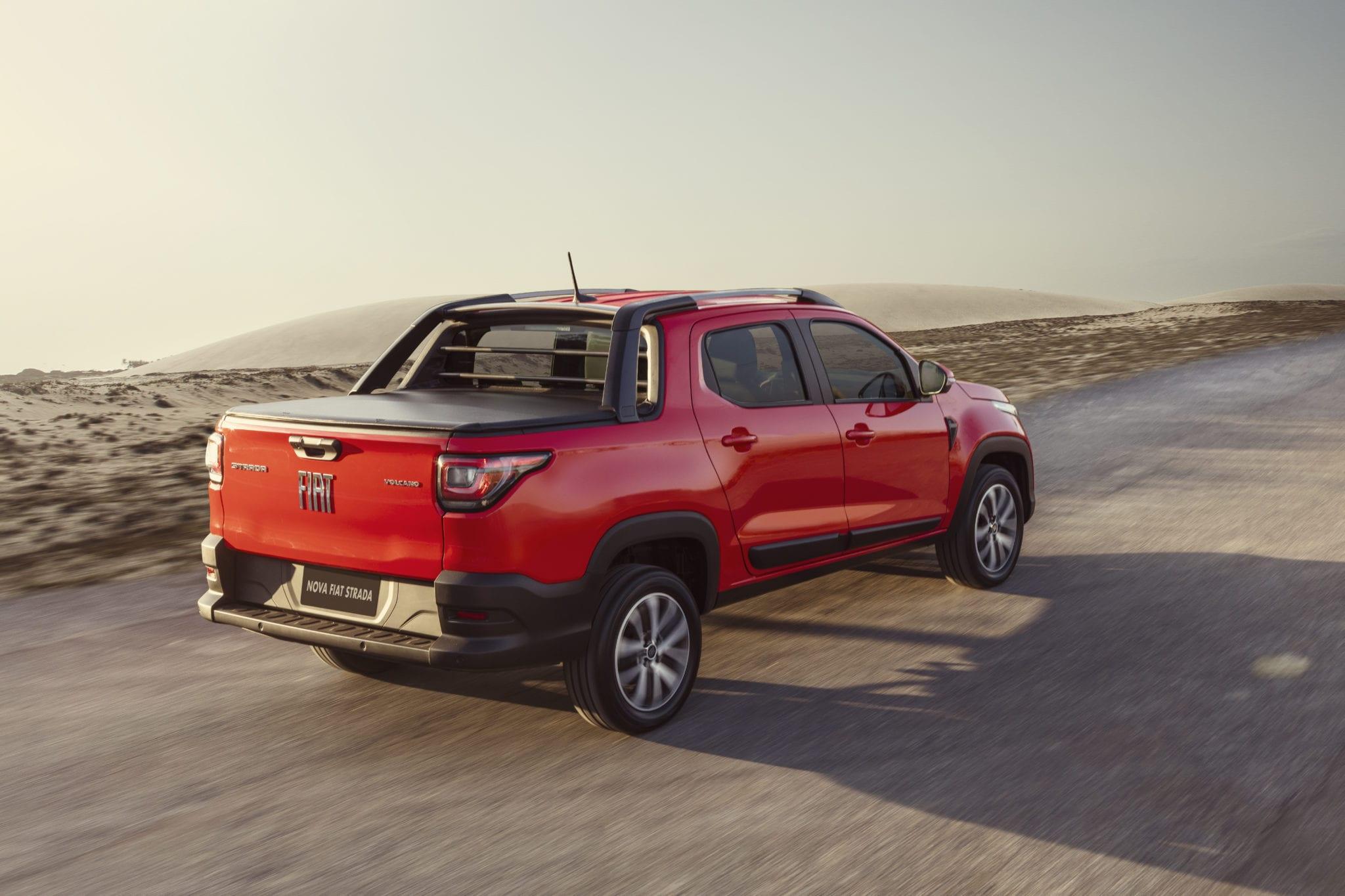 Fiat lidera vendas em outubro pelo segundo mês seguido