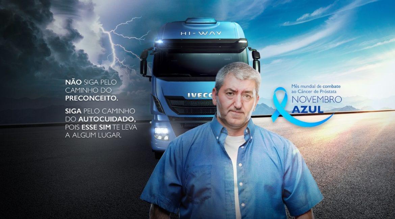IVECO promove websérie em prol do Novembro Azul