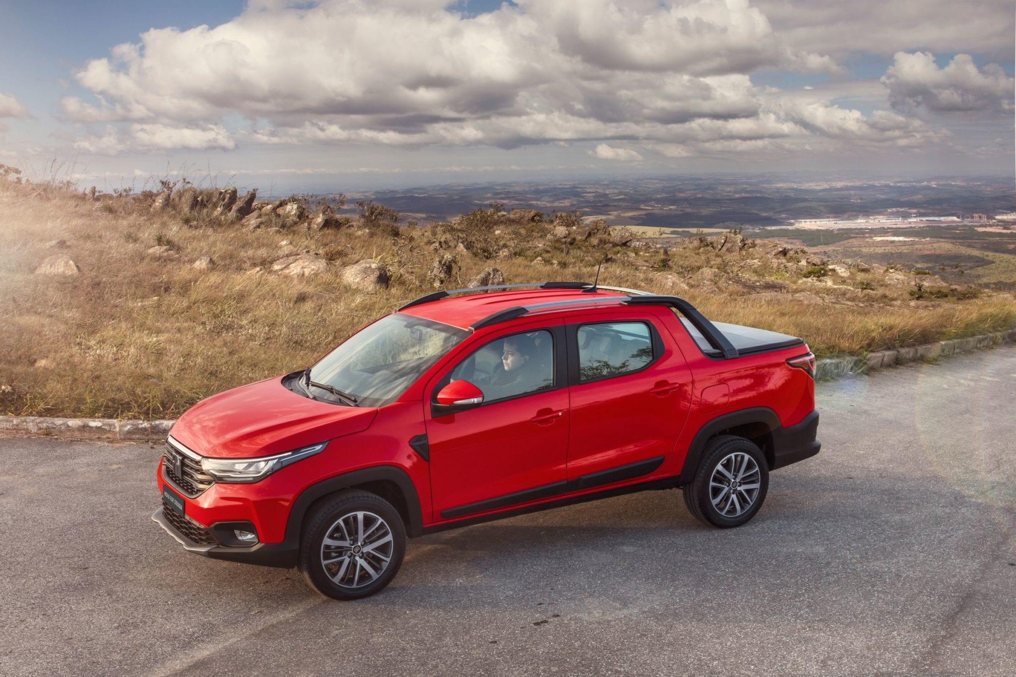 Nova Fiat Strada é a Picape do Ano no Brasil