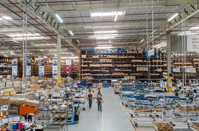 Centro de Distribuição de Peças da CNH Industrial completa 10 anos CD IVECO