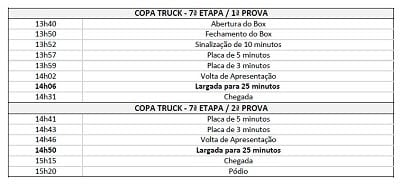 Final da Copa Truck 2020 tem piloto IVECO na busca pelo título