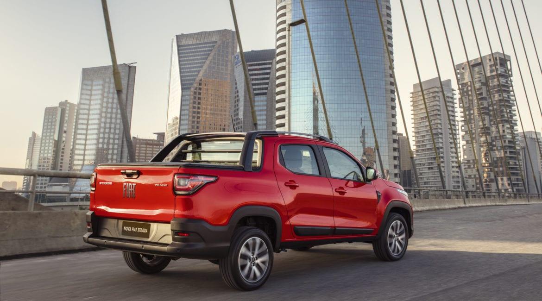 Nova Fiat Strada recebe reconhecimento no Prêmio Brasil Design Awards