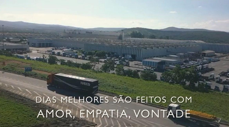 Carga Solidária IVECO alimenta a esperança de moradores de municípios baianos