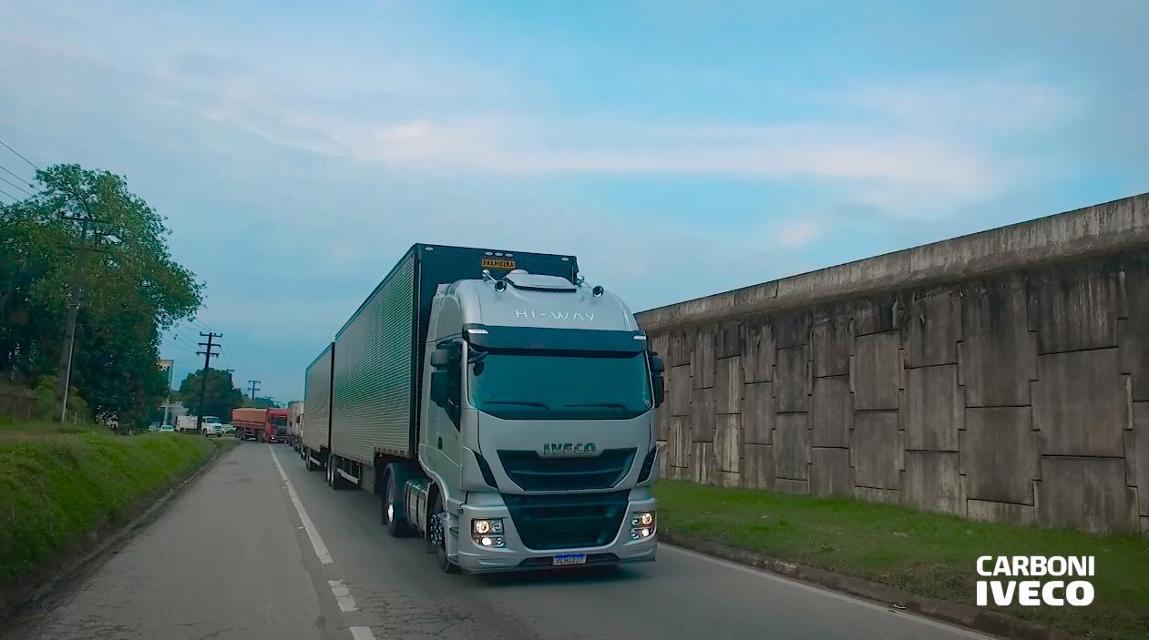 Clientes de potência Carboni Iveco: Anjinho Transportes iniciou operações graças ao consórcio