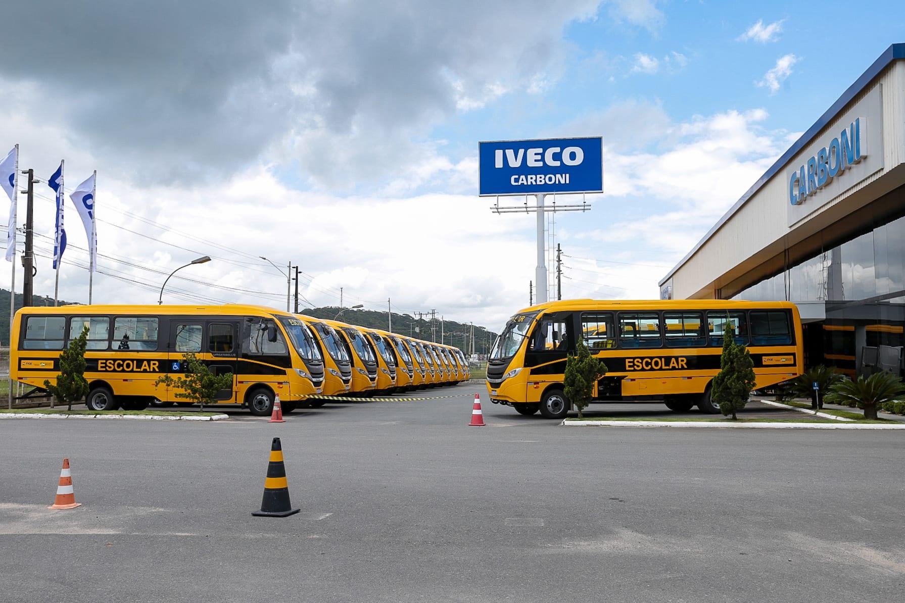 Carboni Iveco entrega mais de 70 ônibus escolares para o Governo de Santa Catarina 50732851628 8d1f119e10 o