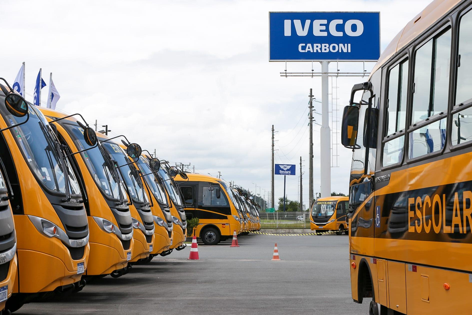 Carboni Iveco entrega mais de 70 ônibus escolares para o Governo de Santa Catarina 50732851753 c14c4dba70 o