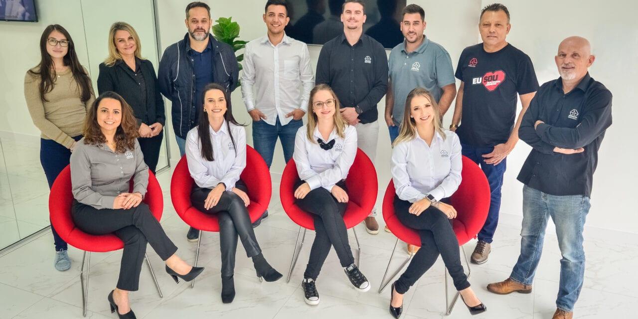 Visite a nova loja da Ademicon em Videira na semana de inauguração