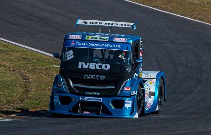 Brutos da IVECO chegam a São Paulo para a 2ª etapa da Copa Truck 2021 IVECO Copa Truck 2021
