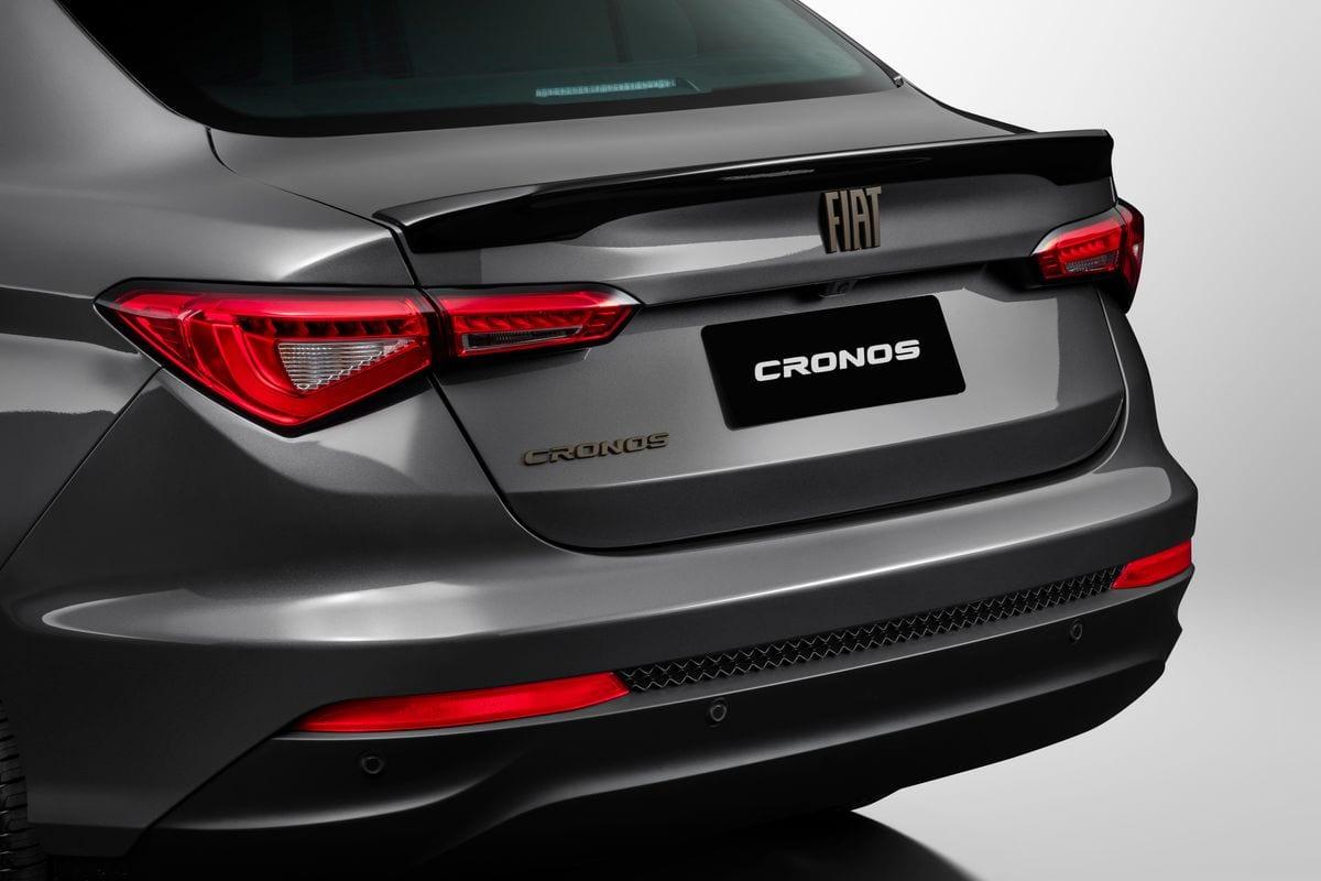 Fiat apresenta Cronos 2022 com destaque para a série S-Design reestilizada FiatCronosSDesign13MT6 medium