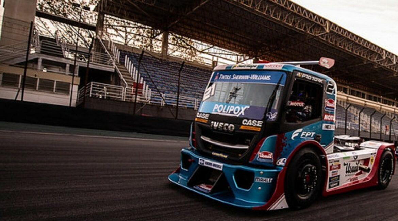 Copa Truck chega a Cascavel (PR) com caminhões IVECO no topo da tabela 589589