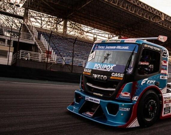 Copa Truck chega a Cascavel (PR) com caminhões IVECO no topo da tabela