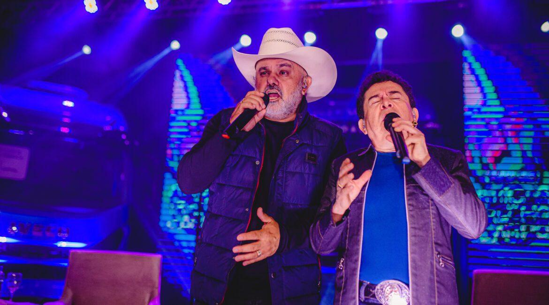 Live da Carboni com Rionegro & Solimões foi um grande sucesso! Amigos do Trecho 595