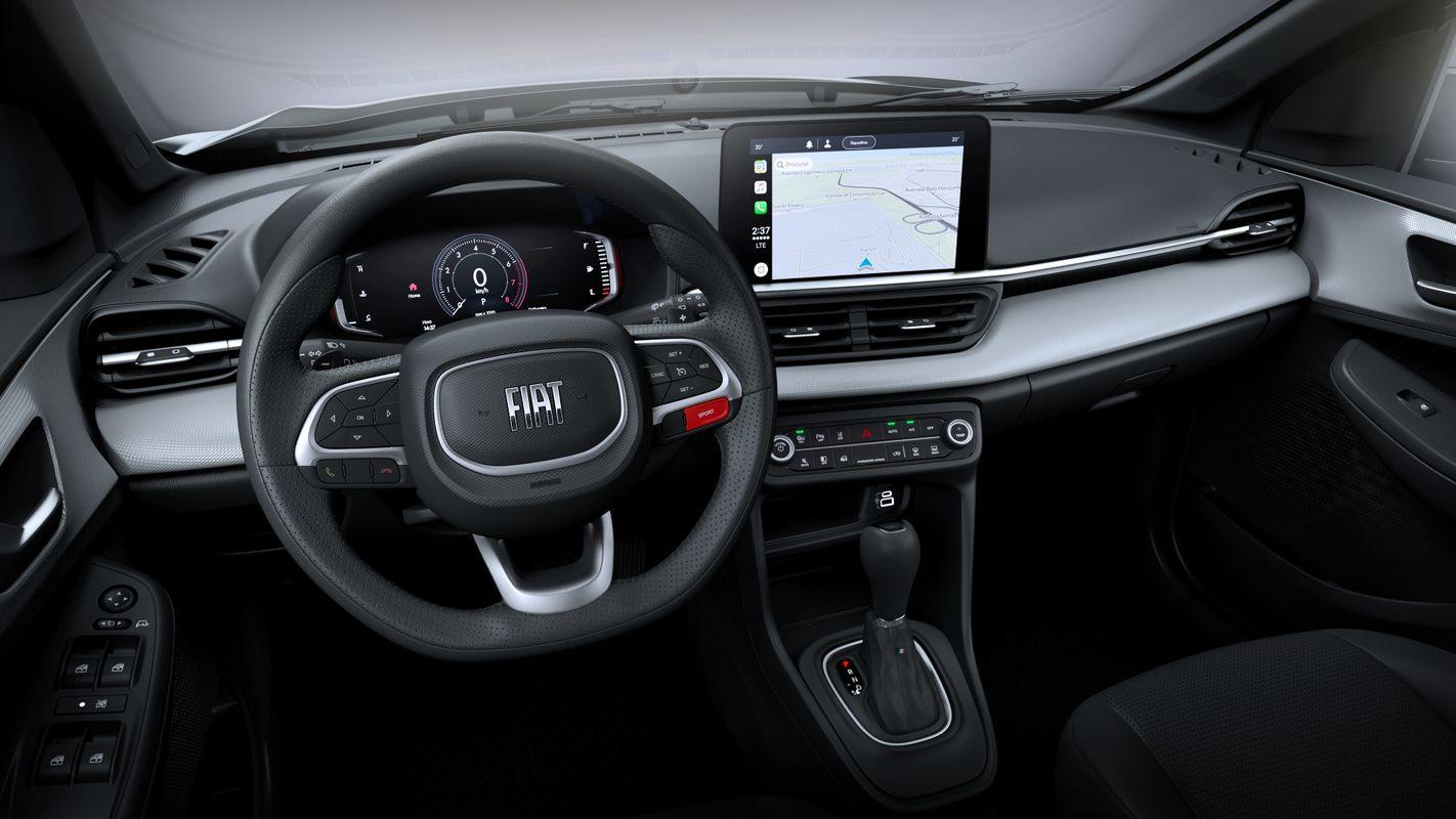 Fiat apresenta interior do novo SUV Pulse FiatPulse Interior2 medium