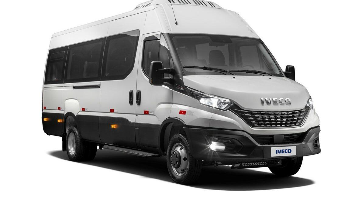 IVECO BUS apresenta novo Daily Minibus para transporte de passageiros com mais versatilidade 590487