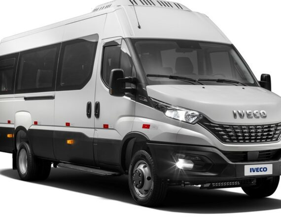 IVECO BUS apresenta novo Daily Minibus para transporte de passageiros com mais versatilidade