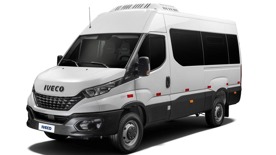 IVECO BUS apresenta novo Daily Minibus para transporte de passageiros com mais versatilidade 590477