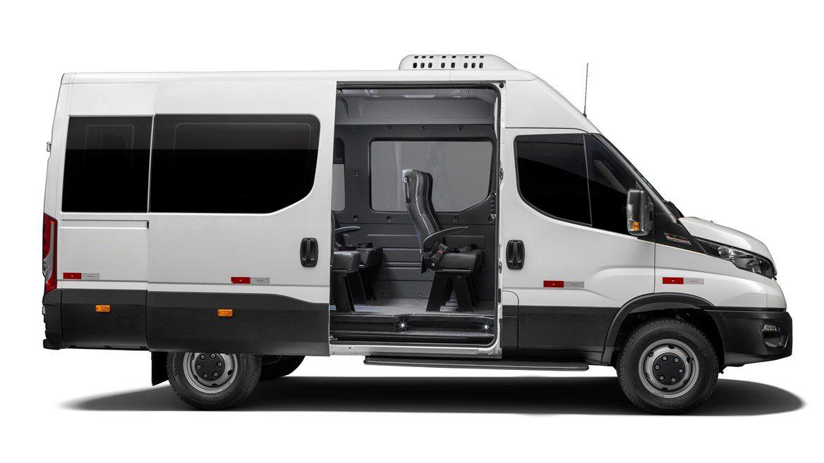 IVECO BUS apresenta novo Daily Minibus para transporte de passageiros com mais versatilidade 590470