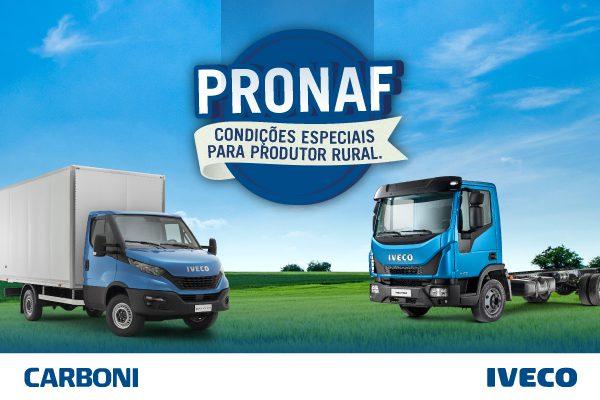 Novo Plano Safra destina R$251 bilhões para financiar a agricultura PRONAF EMKT IVECO
