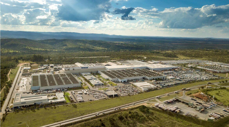 IVECO segue com crescimento sustentável também nas exportações IVECO BRASIL