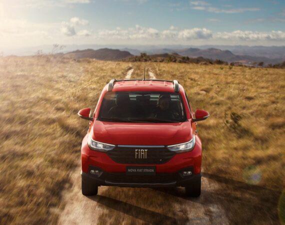 Fiat lidera o ranking de vendas no Brasil pelo 8º mês consecutivo