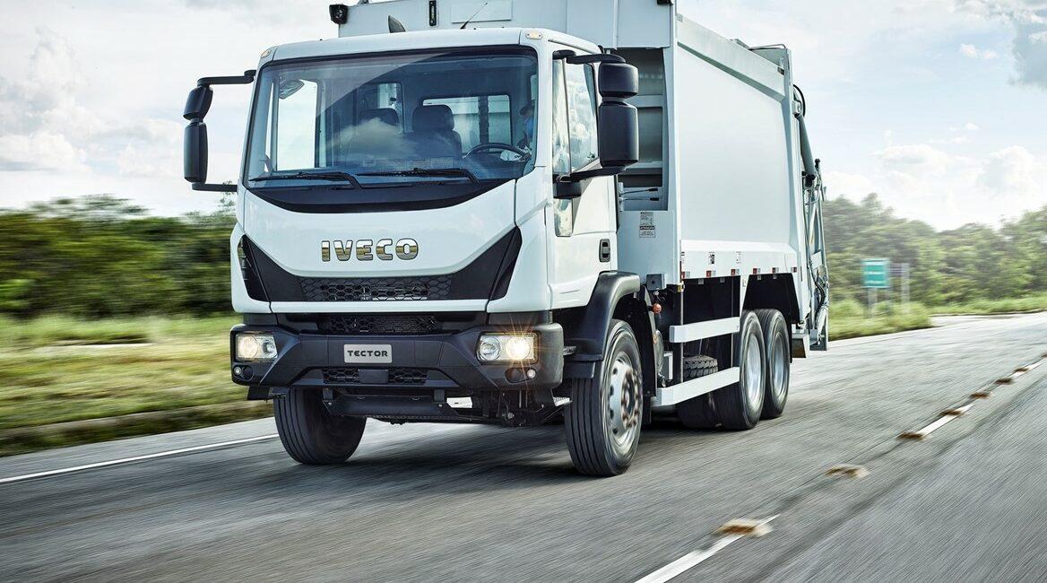 IVECO aposta no mercado de coleta de resíduos e lança o Tector Auto-Shift Coletor 593879