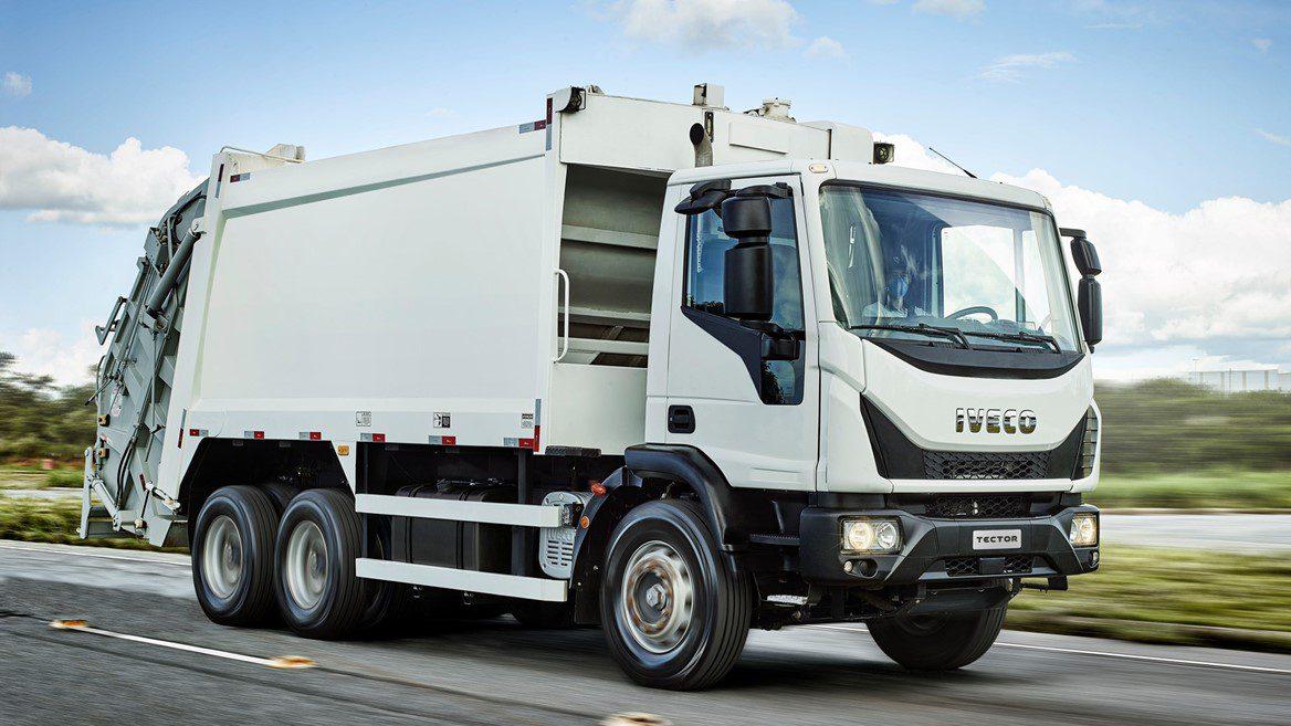 IVECO aposta no mercado de coleta de resíduos e lança o Tector Auto-Shift Coletor 593878