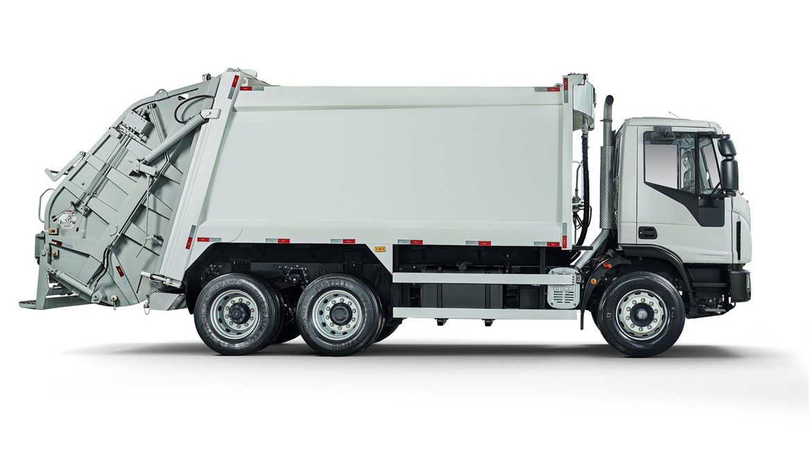 IVECO aposta no mercado de coleta de resíduos e lança o Tector Auto-Shift Coletor 593876