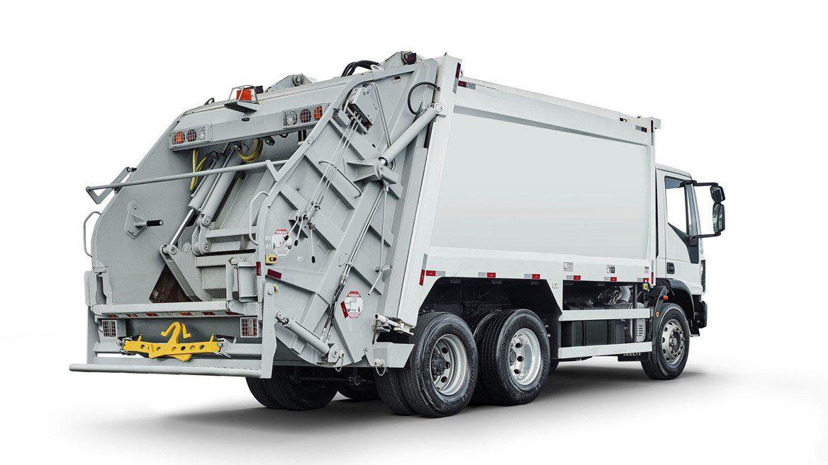 IVECO aposta no mercado de coleta de resíduos e lança o Tector Auto-Shift Coletor 593877