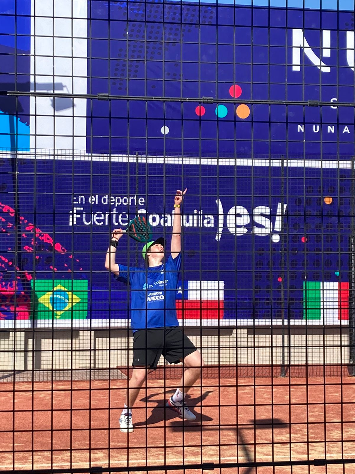 Atleta Patrocinado pela Carboni Iveco disputa Campeonato Mundial Junior de Padel 31348ca3 639a 4607 a2be b67bcdec7c13