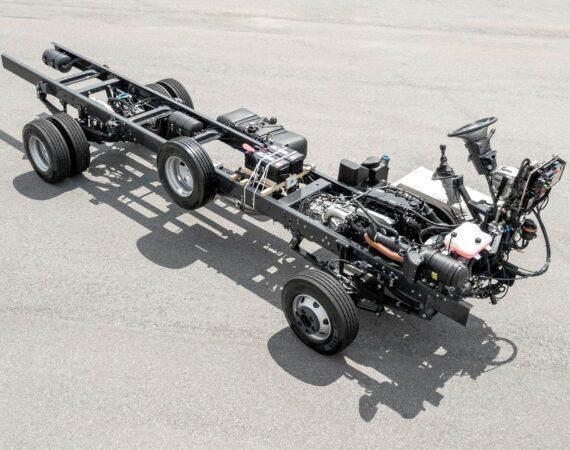 IVECO BUS 10-190: a maior potência do mercado com baixo consumo de combustível