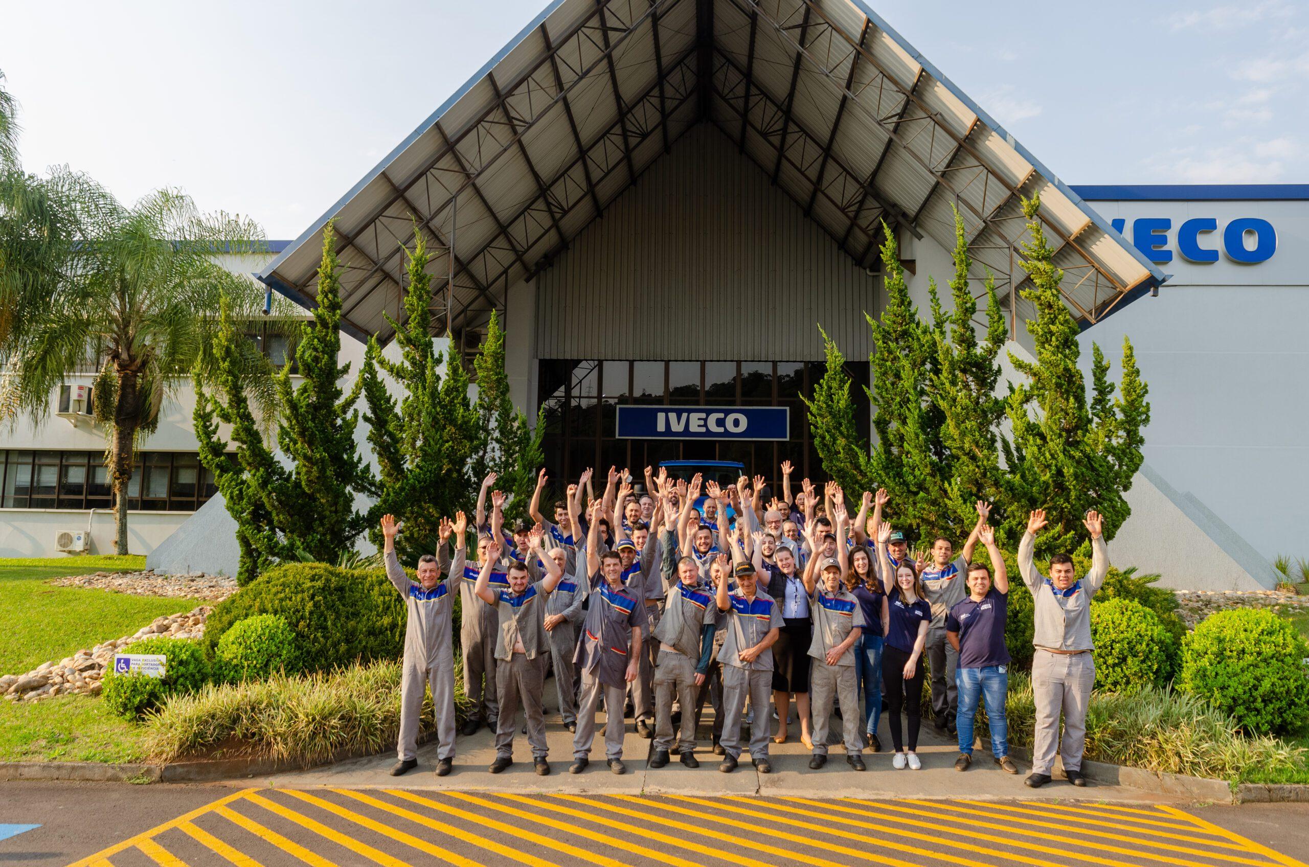 Pós-vendas da Carboni lidera programa NPS da Iveco