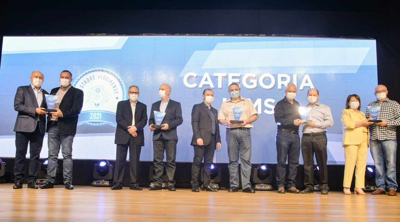 A Carboni é premiada novamente como Destaque Videirense 242433879 3276855835875098 2476043852617660976 n e1632837776582
