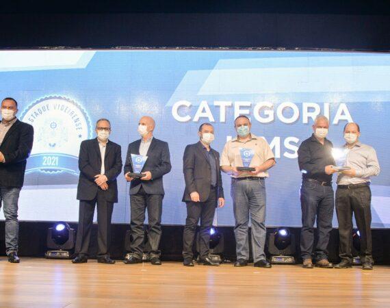 A Carboni é premiada novamente como Destaque Videirense