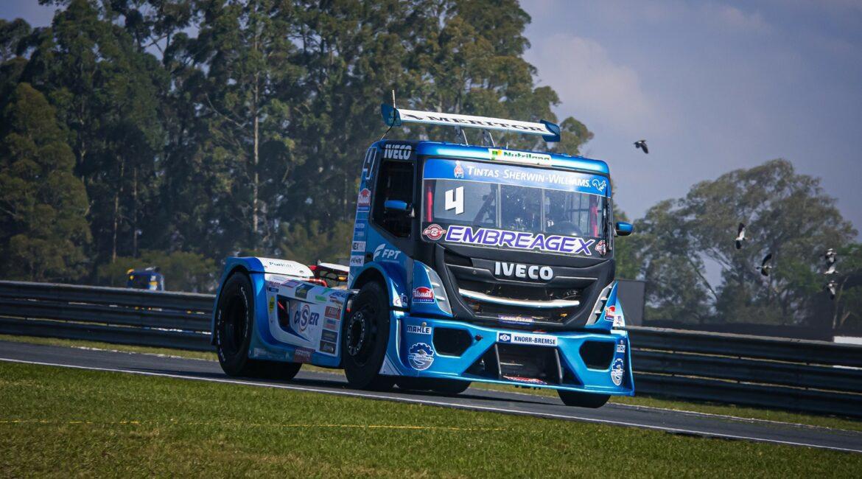 Copa Truck chega a Minas Gerais com pilotos IVECO na disputa pelo título 595190