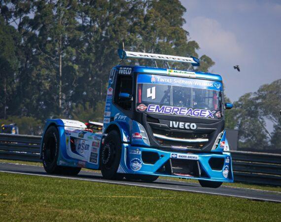 Copa Truck chega a Minas Gerais com pilotos IVECO na disputa pelo título
